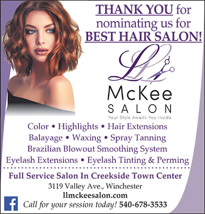 Best Salon Nomination